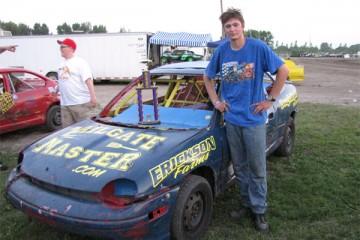 Tailgate Master.com Race Car