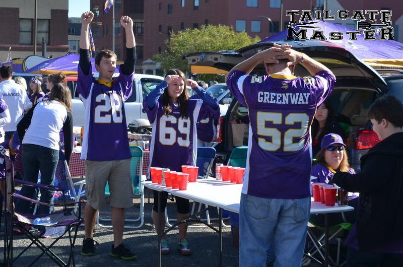 Tailgating Photos Jacksonville Jaguars at Minnesota Vikings