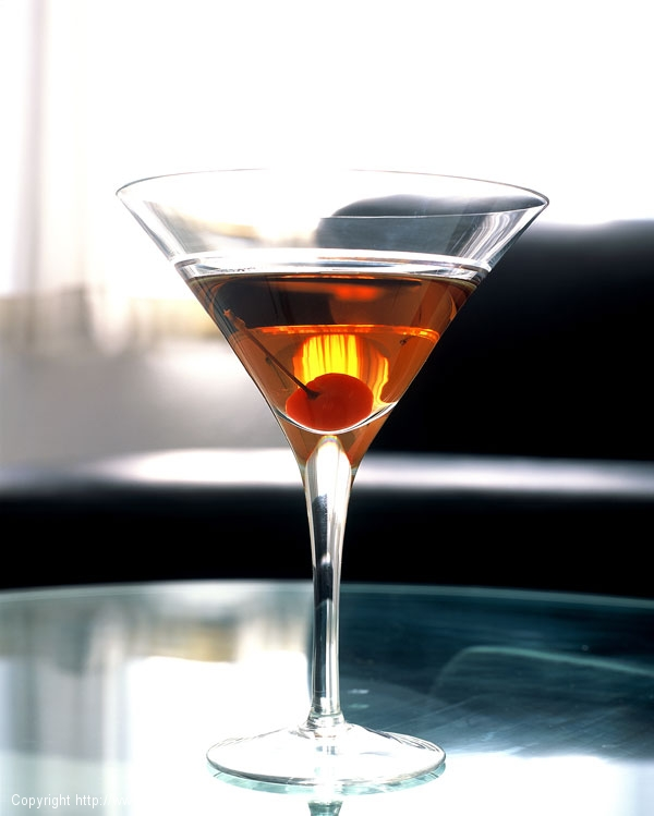 Crown Royal® Black Manhattan