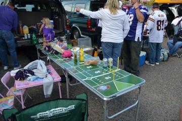 Lions at Vikings 9/25/2011