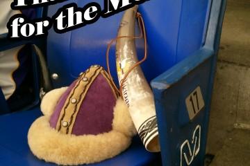 Metrodome Seat