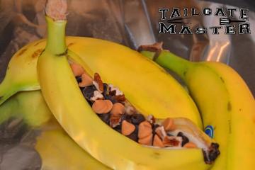 Grilled Banana Desert