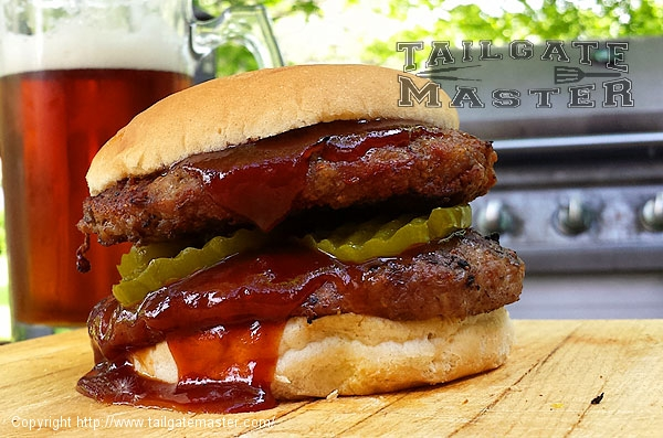 Homemade McRib Burger Recipe Directions