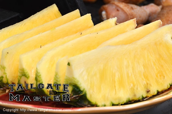 tailgating recipe pineapple