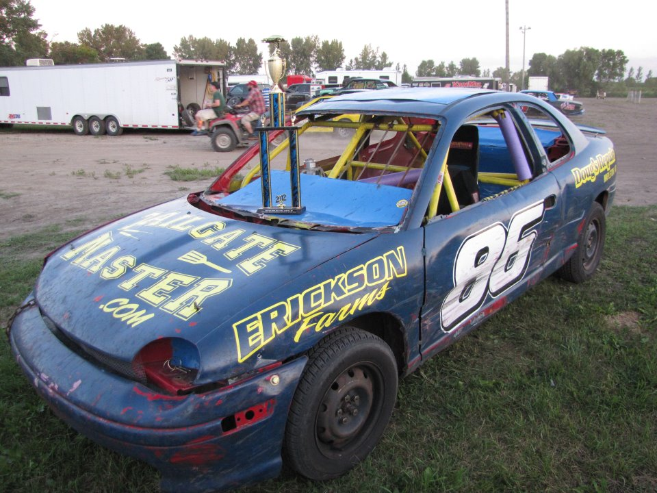 dirt track racing in mn