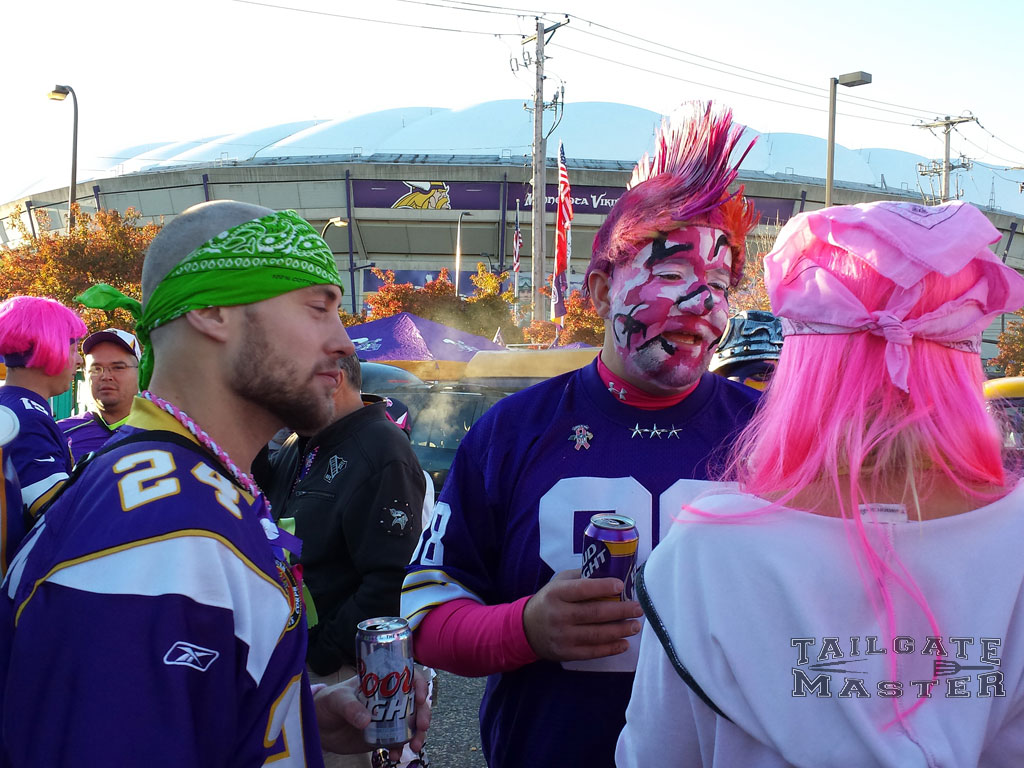 October Tailgaters