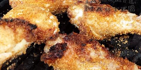 cajun tailgating grilled chicken drumsticks