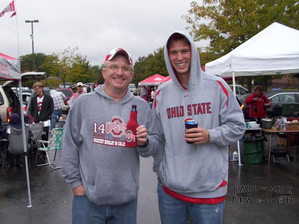 Tailgating Ohio State
