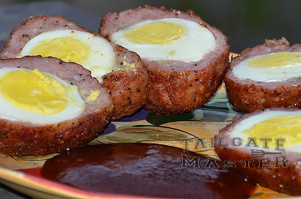 this is really good recipe for scotch eggs you need to make