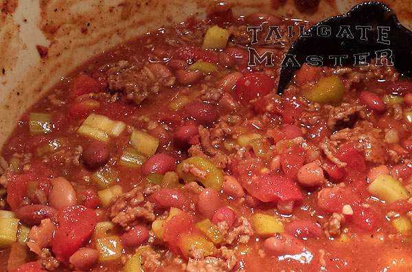 stellar crock pot chili