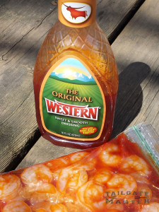 western pepper dressing marinade for pork