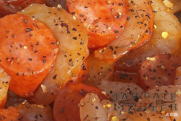 tangy and sweet marinade