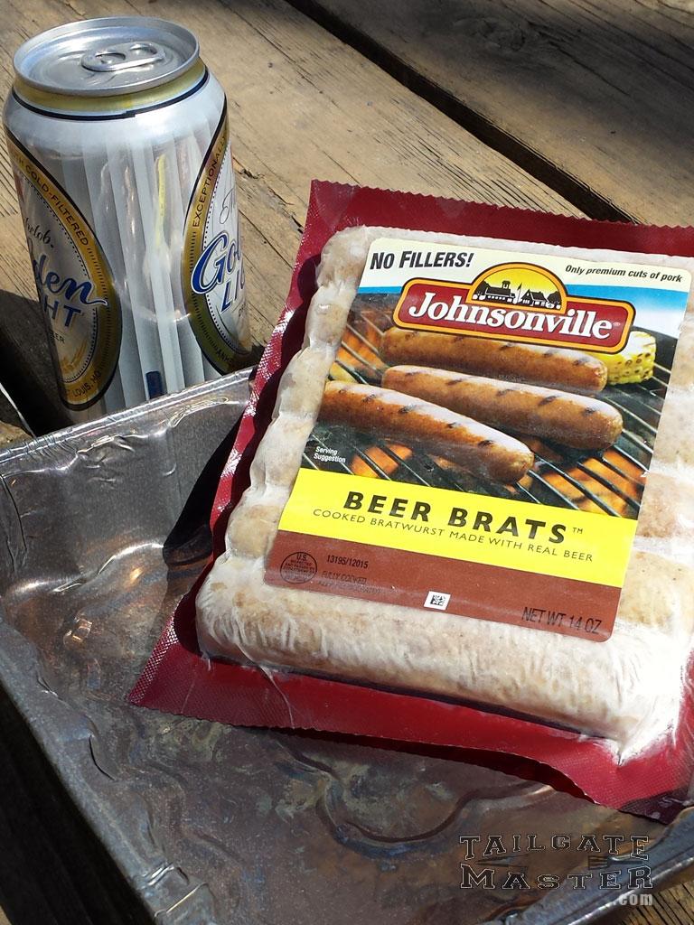 beer brats plus more beer