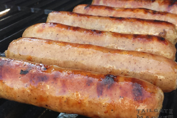 grilling the perfect brats