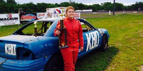 Katie Ahrndt wins at BRRP