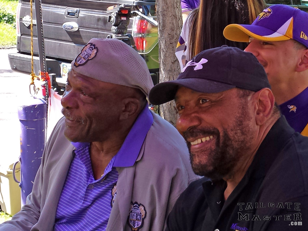 Minnesota Vikings legends