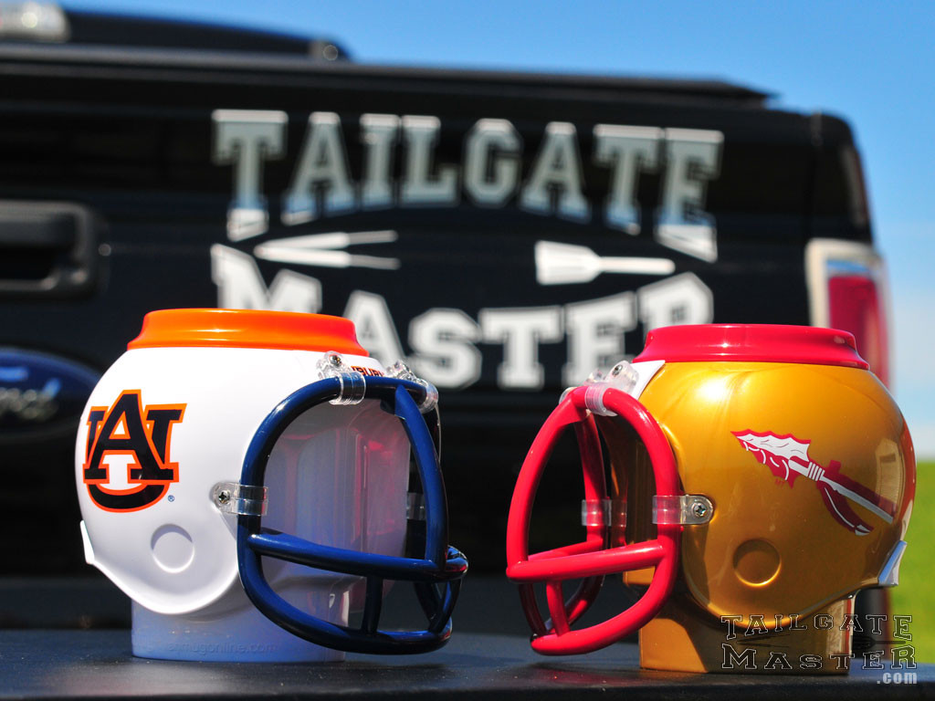 fanmug tailgate coozy coozie drink holder tailgating football games