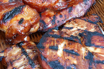 barbecue teriyaki chicken recipe