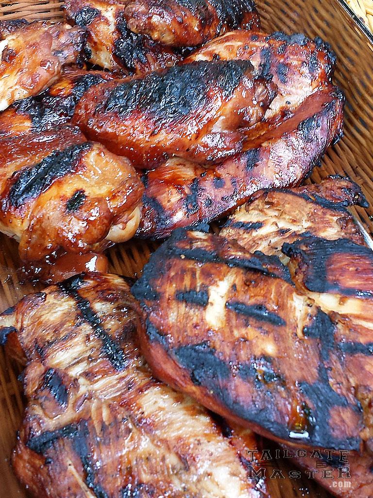 barbecue teriyaki chicken recipe