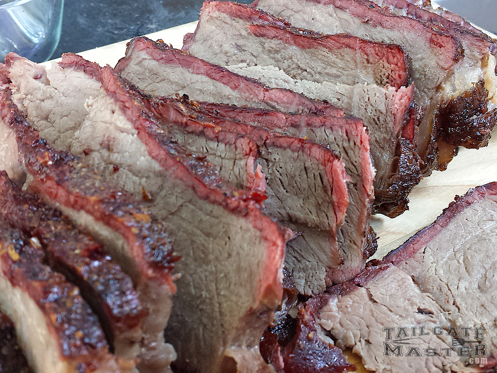 hickory smoked beef roast