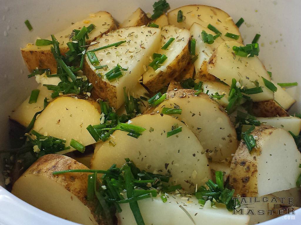 crock pot easy recipe potatoes
