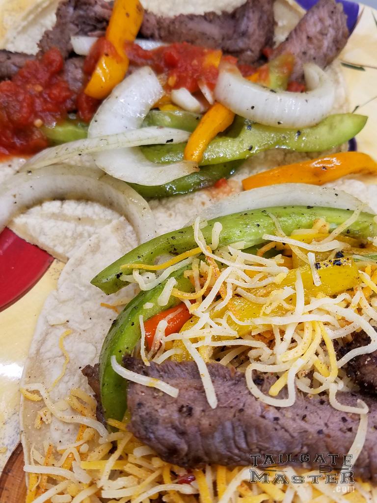 steak or chicken fajitas recipe easy