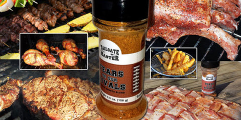 Tears of our Rivals sports spices for tailgate masters