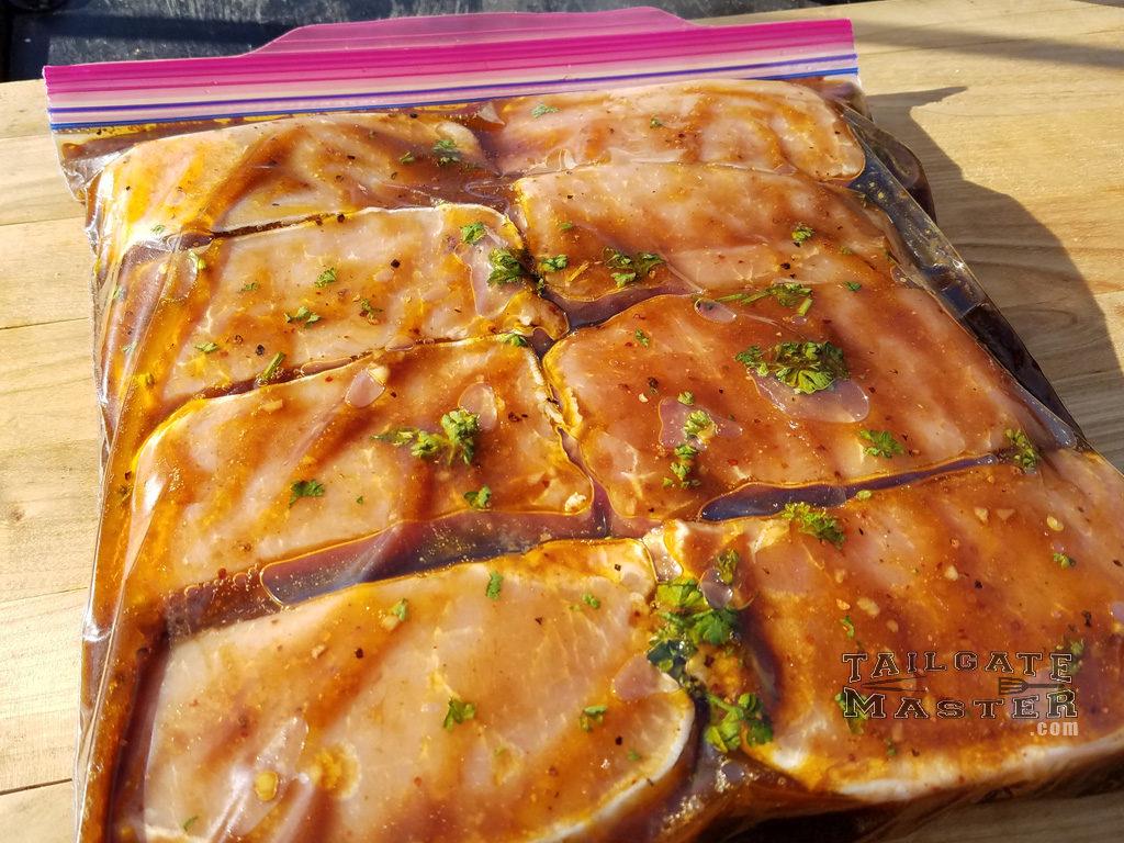 marinade recipe for pork tenderloin