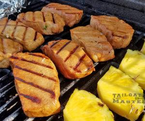grilling porkchops marinade recipe backyard bbq