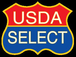 USDA Select beef