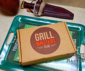 time to open the grill master club box