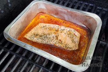 grilled salmon diy recipe