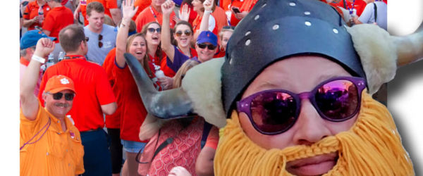 who has the best tailgate parties top ten rank power list