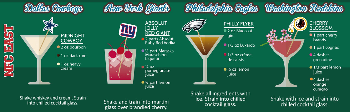 midnight cowboy, absolut jolly red giant, philly flyer, cherry blossom drink recipes