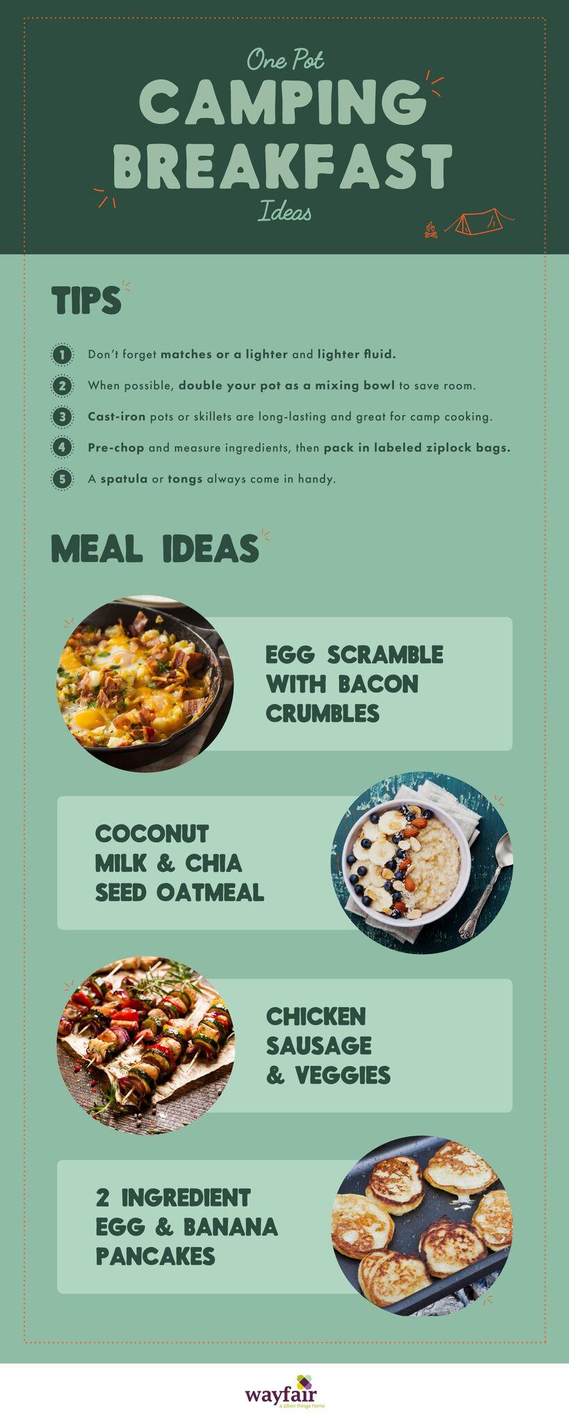 one pot meals breakfast