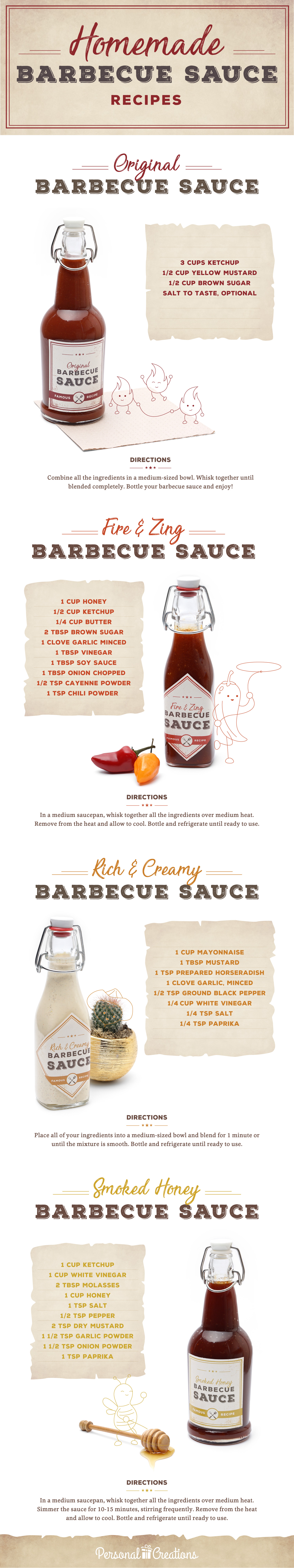 homemade bbq sauce recipes that you can make at home
