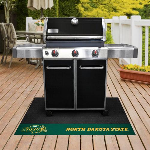 click to view NDSU grill mat