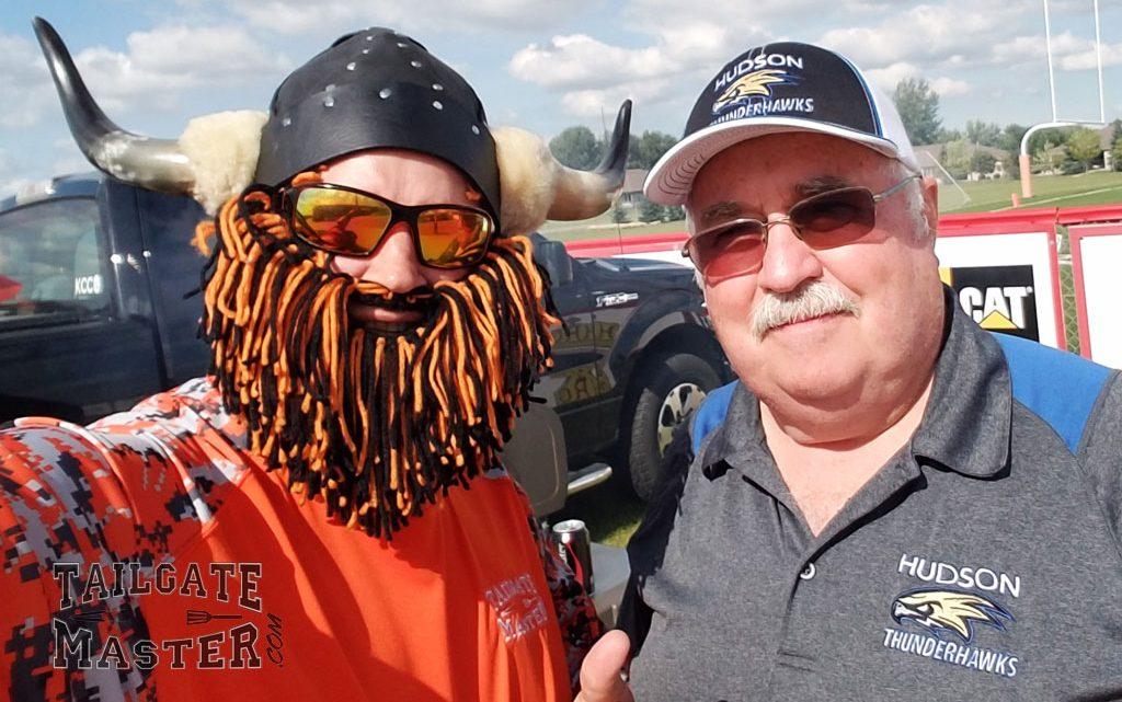 2018 Hudson Thunderhawks at Fargo Invaders