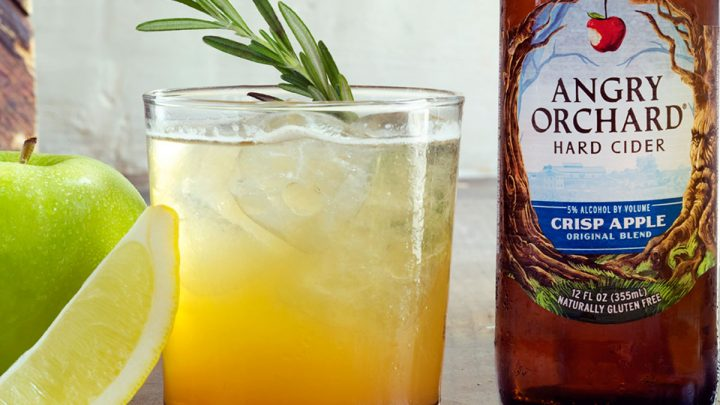 Angry Orchard hard Cider Crisp Apple original blend