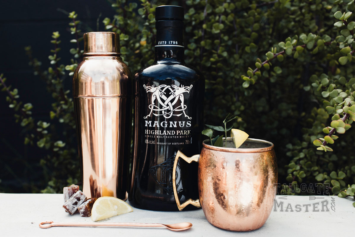 Magnus Mule Highland park Single Malt Scotch Whisky