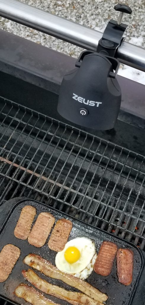 zeust review zuest sirus 2.0 light for your bbq grill