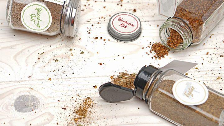 9 Delicious Seasoning mixes