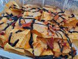 Grilled Dessert Nachos