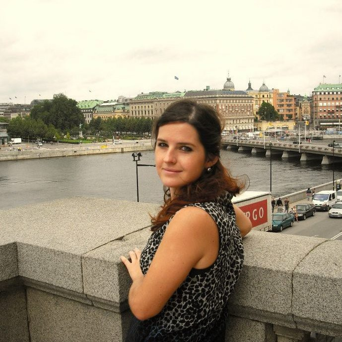 Sandra Larson - guest author
