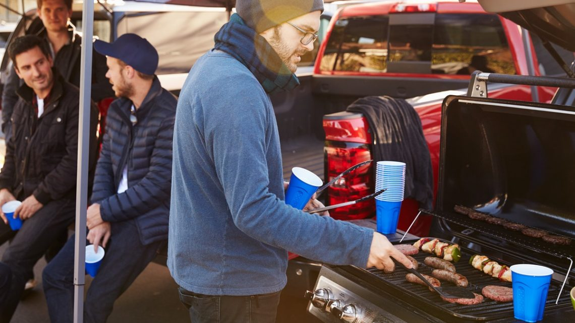 Cold Weather Tailgating